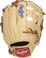 Select Pro Lite 11.5 in Kris Bryant Youth Infield Glove image number null