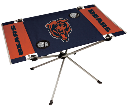 NFL Chicago Bears Endzone Table