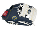 Thumb of a navy/white Milwaukee Brewers 10-Inch team logo glove with a white I-web - SKU: 22000006111 image number null