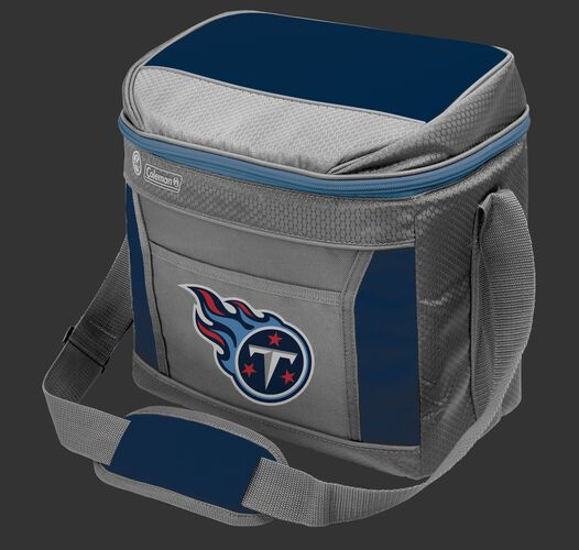 Rawlings Tennessee Titans 16 Can Cooler In Team Colors With Team Logo On Front SKU #03291069111