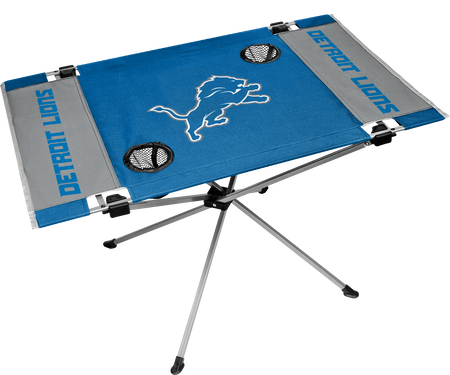 NFL Detroit Lions Endzone Table