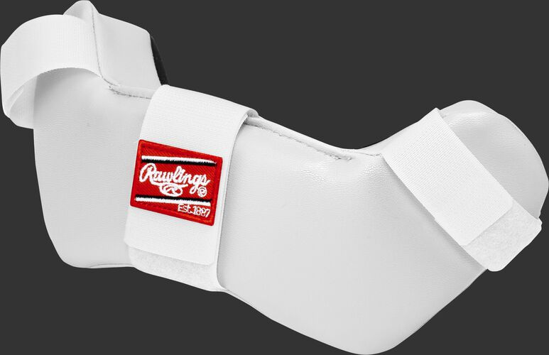 Rawlings White Catchers Replacement Mask Pads With Brand Logo SKU #P-CMP