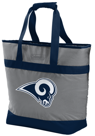 NFL Los Angeles Rams 30 Can Tote Cooler