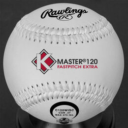 "ISA Official 12"" Softballs"