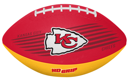 NFL Kansas City Chiefs Downfield Youth Football