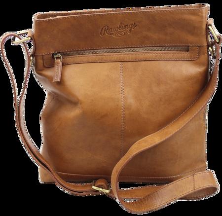 Women's Baseball Stitch Crossbody Bag