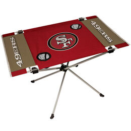 NFL San Francisco 49ers Endzone Table