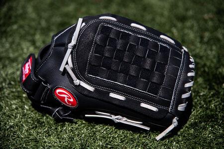 "Rawlings RSB Softball Series Glove Mitt 14/"" RHT Ss14br for sale online"