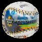Stadium picture of a Houston Astros stadium baseball image number null