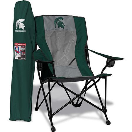 NCAA Michigan State Spartans High Back Chair