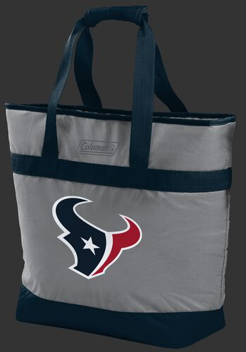 Rawlings Houston Texans 30 Can Tote Cooler In Team Colors With Team Logo On Front SKU #07571093111