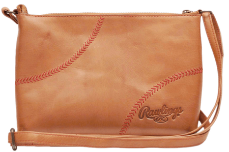 Baseball Stitch Cross Mini Bag