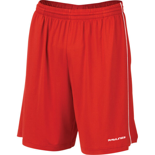 Youth Relaxed Fit Shorts Scarlet