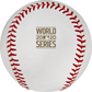 The 2020 World Series logo stamped in gold on the World Series champions baseball - SKU: EA-WSBB20CHMP-R image number null