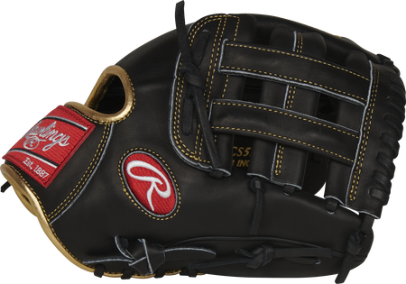 PROCS5P 11.5-inch Heart of the Hide infield glove with a black H-web and thumb