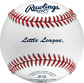 RLLB Little League youth tournament grade baseball with raised seams image number null