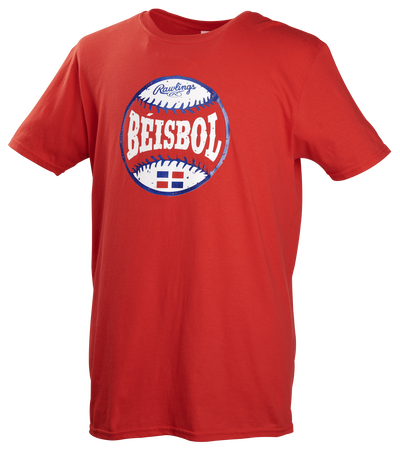 Adult Rawlings Béisbol Short Sleeve Shirt