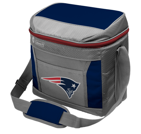 NFL New England Patriots 16 Can Cooler