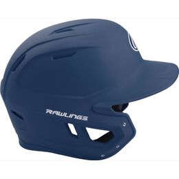 Mach Senior Tone-on-Tone Matte Helmet Navy