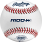 R100-H3 NFHS Official high school baseball with the NFHS logo image number null