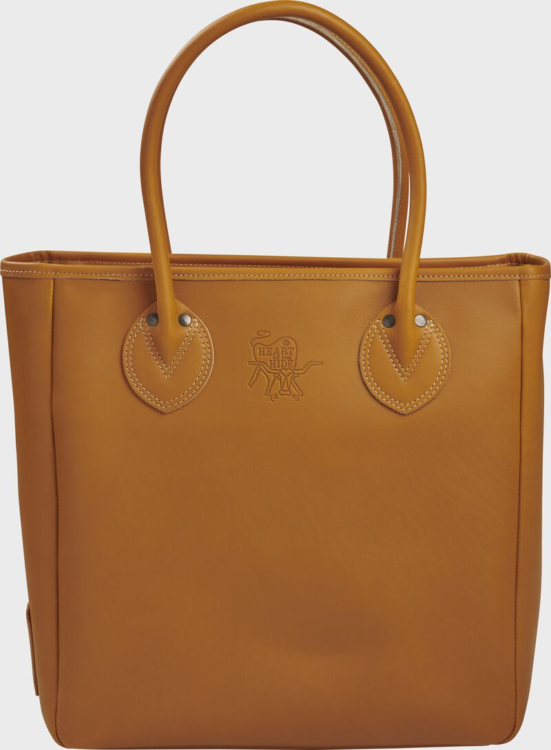 Heart of the Hide Tan Large Tote Bag