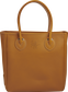 Heart of the Hide Tan Large Tote Bag image number null