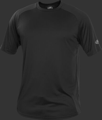 RTT Gray Adult crew neck short sleeve jersey