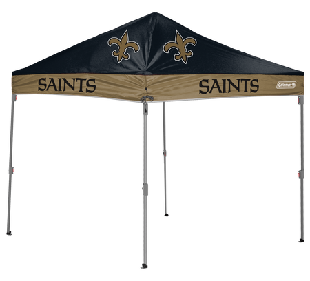NFL New Orleans Saints 10x10 Shelter