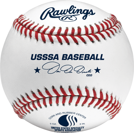 USSSA Official Baseballs | Competition Grade