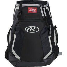 Players Team Backpack Black