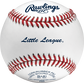 RLLB1 Little League youth competition grade baseball with raised seams image number null