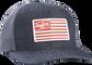 Rawlings Denim Mesh Snapback Hat image number null
