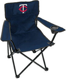 MLB Minnesota Twins Gameday Elite Quad Chair