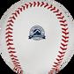 Salt River Fields 10 year anniversary logo stamped on a MLB baseball - SKU: EA-ROMLBSRF10-R image number null