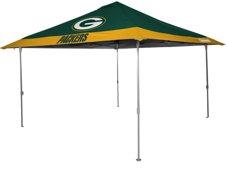 NFL Green Bay Packers 10x10 Eaved Canopy