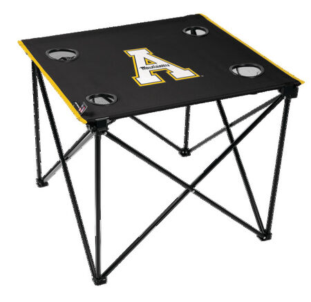 NCAA Appalachian State Mountaineers Deluxe Tailgate Table