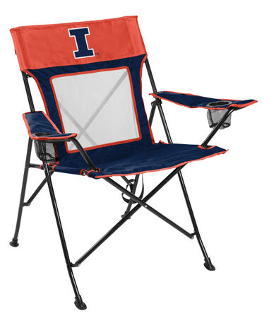 NCAA Illinois Fighting Illini Game Changer Chair