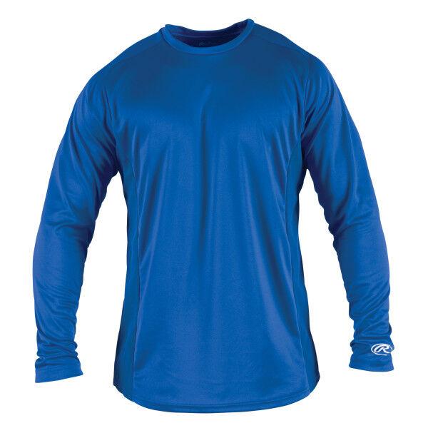 Adult Long Sleeve Shirt Royal