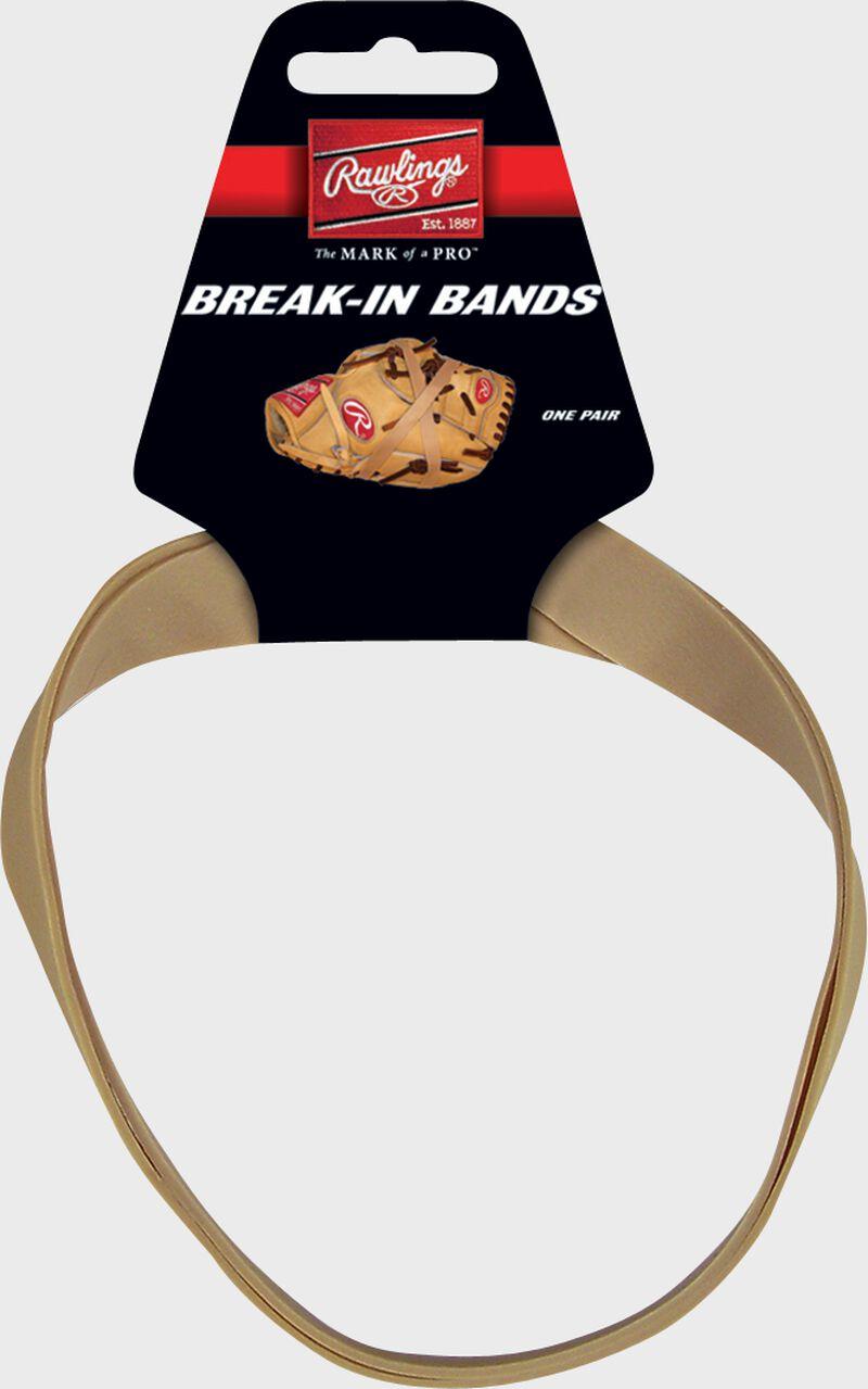 Rawlings Camel Jumbo Rubber Bands To Break-In Gloves SKU #RUB