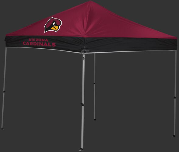 Rawlings Cardinal and Black NFL Arizona Cardinals 9x9 Canopy Shelter With Team Logo and Name SKU #03231081111
