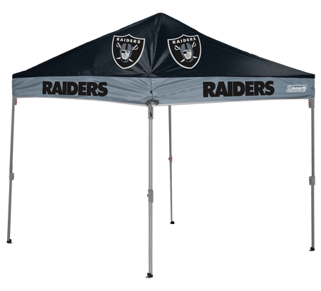 NFL Oakland Raiders 10x10 Shelter