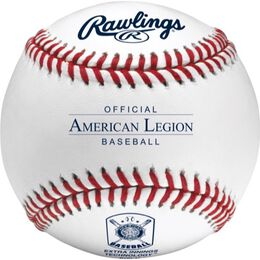 Official American Legion Baseball