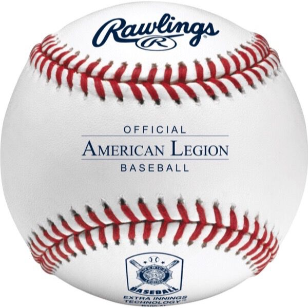 Official American Legion Baseball