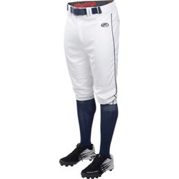 Youth Launch Piped Knicker Baseball Pant