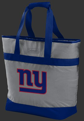 Rawlings New York Giants 30 Can Tote Cooler In Team Colors With Team Logo On Front SKU #07571078111