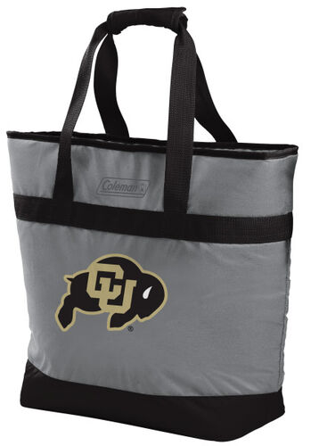 Rawlings Colorado Buffaloes 30 Can Tote Cooler In Team Colors With Team Logo On Front SKU #07883071111