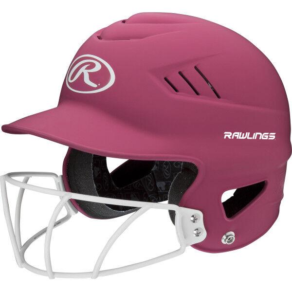 Coolflo High School/College Batting Helmet Pink