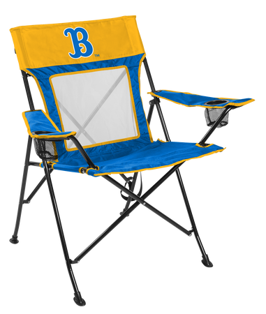 NCAA UCLA Bruins Game Changer chair with the team logo