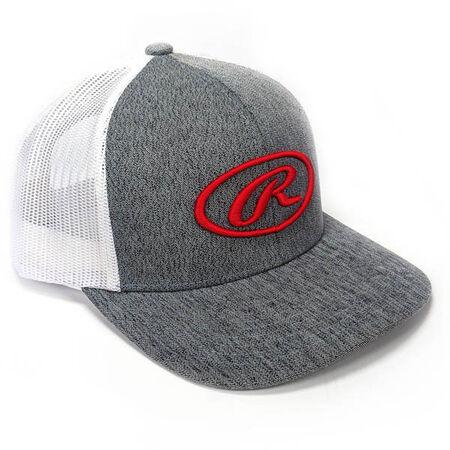 Snapback Trucker Mesh Hat