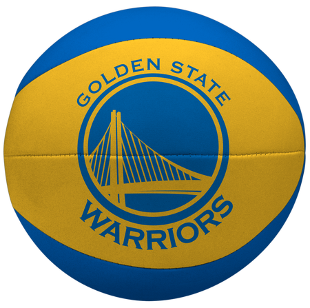 NBA Golden State Warriors Softee Basketball
